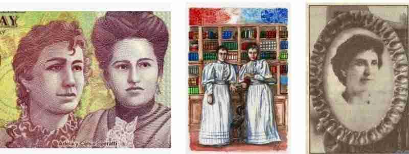 Día del maestro en Paraguay hermanas Speratti