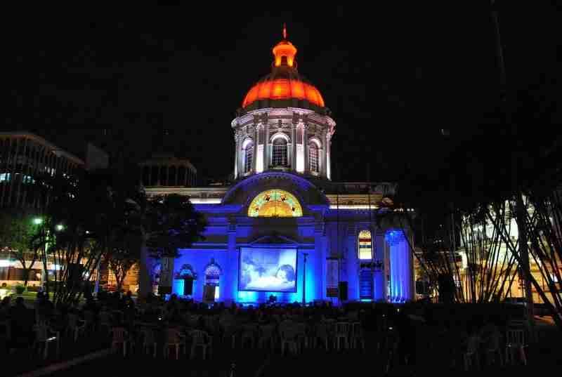 Los héroes homenajeados en Paraguay